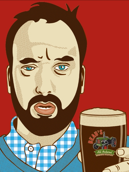 The Tom Green Beer by Beau's All Natural Brewing Co.