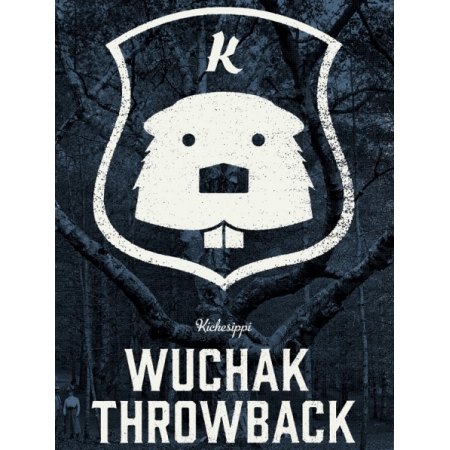 Kichesippi Beer Co. Wuchak Throwback