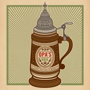 Opa's Gose from Beau's All Natural
