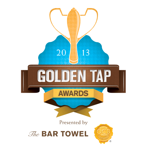 2013 Golden Tap Awards