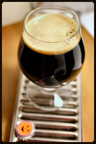 Squashed Pumpkin Porter from Turtle Island Brewing Company