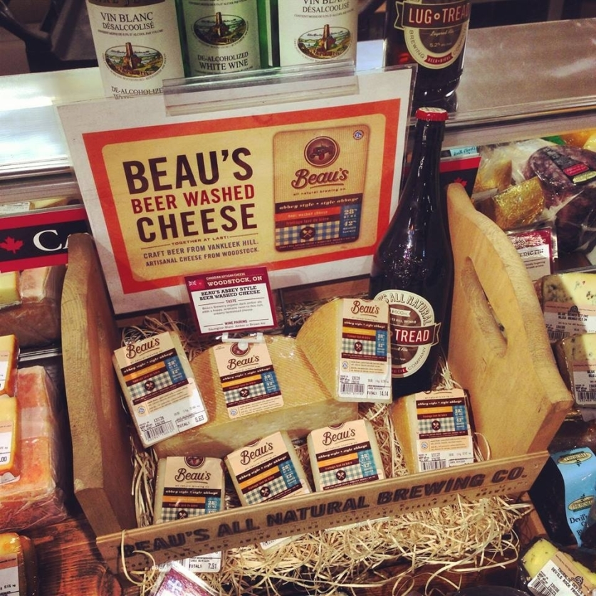 Beaus cheese