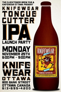 Knifewear - Tongue Cutter IPA