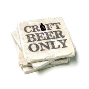 Versatile Coasters - Craft Beer Only