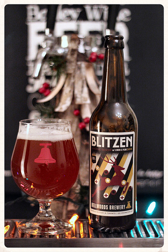 Blitzen from Bellwoods Brewery