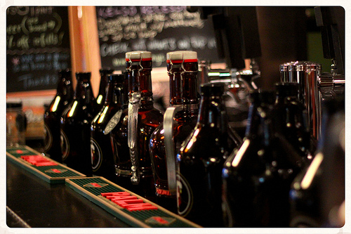 Growlers and growlers and growlers!
