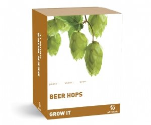 Grow It Beer Hops Kit