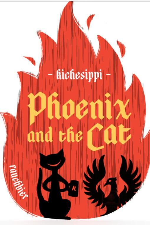 Phoenix and the Cat from Kichesippi Beer Company