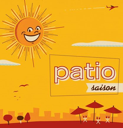 BEER RELEASE: Patio Saison from Beau's All Natural Brewing Company