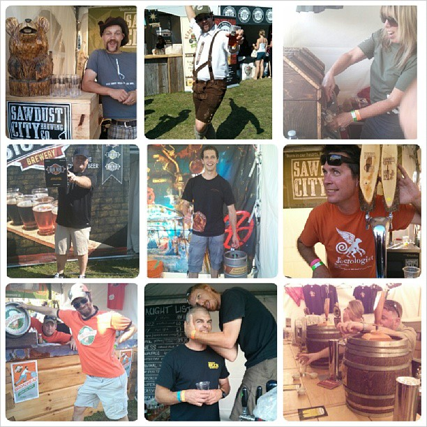 BEER FESTIVAL: National Capital Craft Beer Festival (August 15-17, 2014)