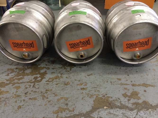Spearhead Brewing