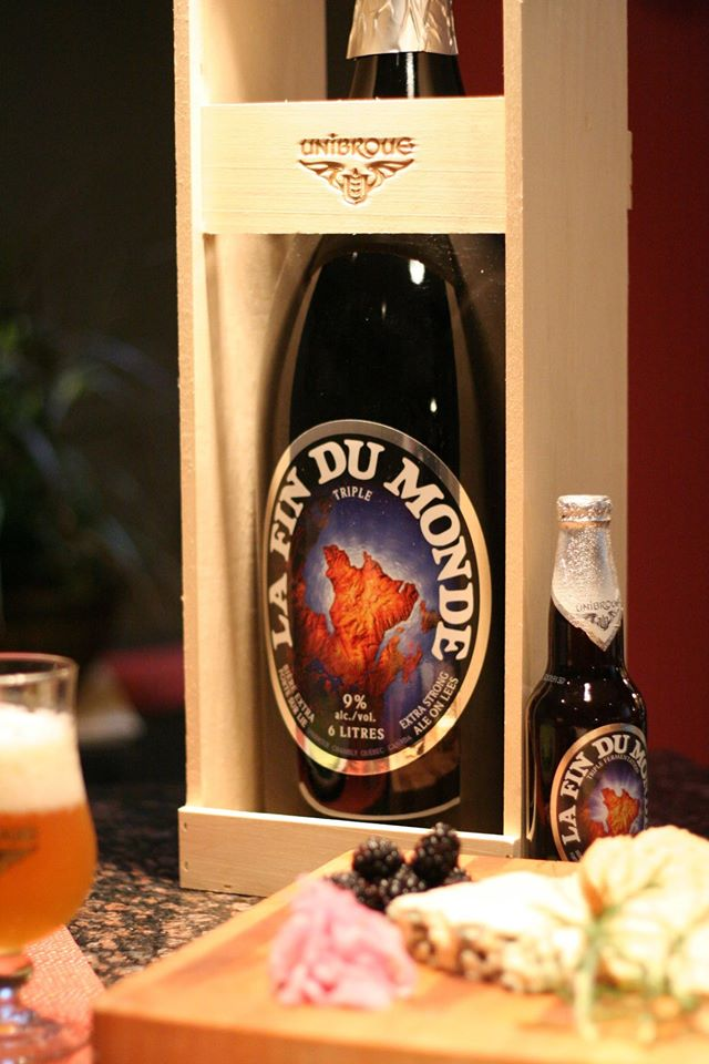 Unibroue - Photo from Facebook Page